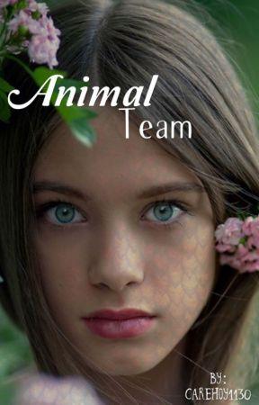 Animal Team by Carehoy1130