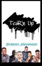 TeaR'n Up by Claren_Stevenson_