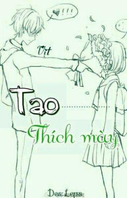 [ Drop ] TAO THÍCH MÀY