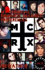 MCR Imagines/Preferences  by ZoeAndTheLostBoys