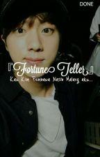 © Fortune Teller ↬「Jin」 by julaikhaaa