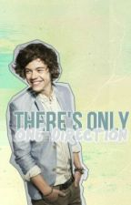 There's Only One Direction {Harry Styles/One Direction FanFiction} (SLOWEDITING) by NobodyGirl