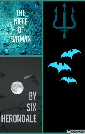 The Niece of Batman (Genderbent Percy Jackson) by Divergenthunter64