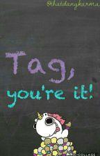 Tag, you're it!  by iamwonderbread