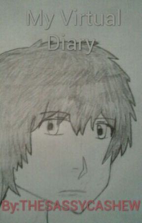 my virtual diary by THESASSYCASHEW