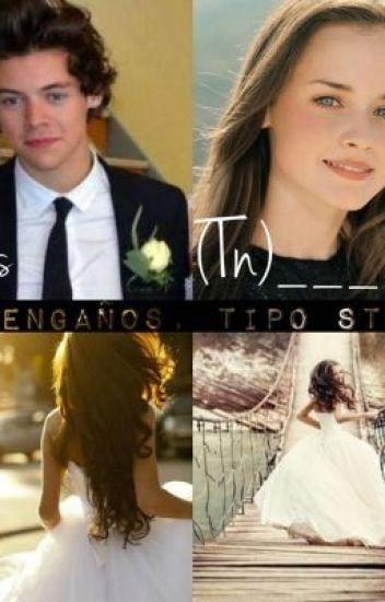 Los engaños, tipo styles |Harry&tu| Terminada.