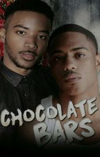 Chocolate Bars | Algee x Keith Imagines. by the90sinspiredme