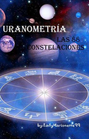 Uranometría, las 88 constelaciones by LadyMarionette99