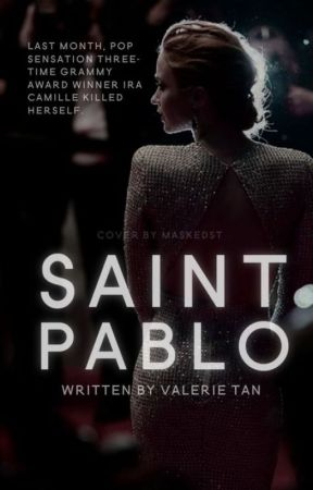 SAINT PABLO by dariamorgondoffer
