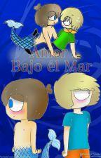 Amor Bajo El Mar ❀ Golddy - Golden x Freddy ❀ FNAFHS  by -ImRo-