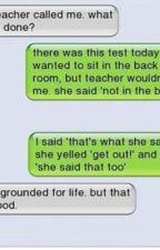 SMS fra en ukendt by Jumbopuma