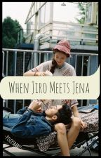 When Jiro Meets Jena by piscesbabes
