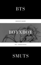BTS BoyxBoy Smuts by Vkookie-is-here