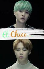 El Chico... / YoonMin by MawaruTrve