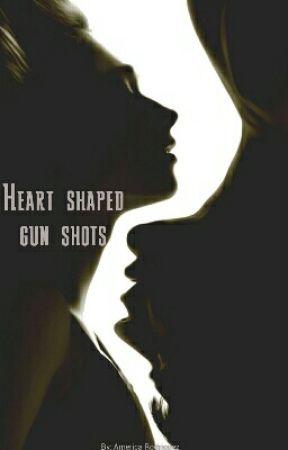 Heart Shaped Gun Shots  by mis_spooky