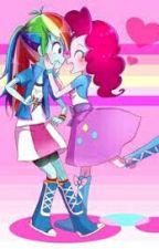 PinkieDash: Love is like One Weird Party.  by DeviantxTitan