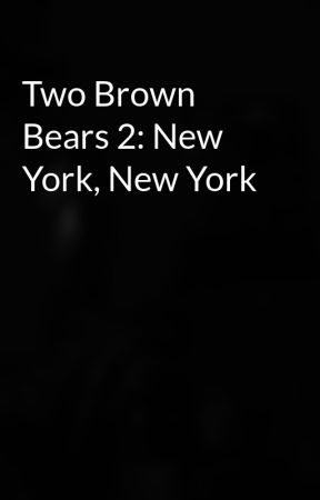 Two Brown Bears 2: New York, New York by LuisaAndrone