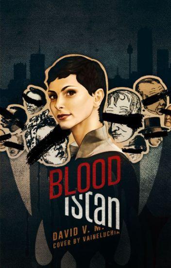 Bloodistan // Vampire Thriller