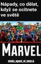 Nápady, co dělat, když se ocitnete ve světě Marvel by StellaCzBronies
