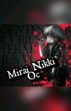 Mirai Nikki Oc by _DolceLuce_