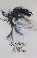 football PNGs by PhelpsFeels