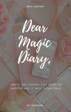 Dear magic diary, by PekengKyoot