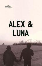 Alex & Luna   ✔️ by svdsouls