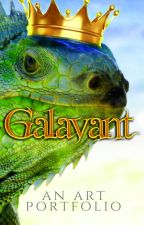 Galavant | An Art Portfolio | by Pennywithaney