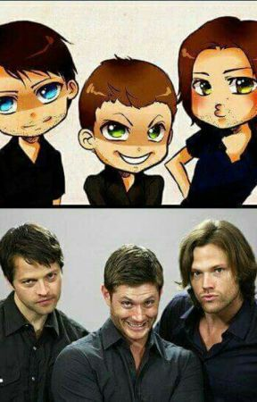 Supernatural: the little sister. by zombiequeen98