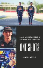 Max Verstappen & Daniel Ricciardo One Shots by pasfeatvic