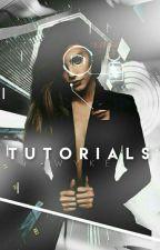 Tutorials [Picsart ve Phonto: Kitap Kapağı, Düzenleme ve Malzeme] by -WYKE-