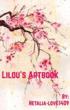 Lilou's Artbook~ by -Lilou_Fernandez-