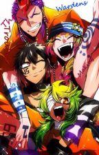 NANBAKA! The Wardens Trouble Making Sister (crossdressing reader x Nanbaka) by Tanashi_Hika