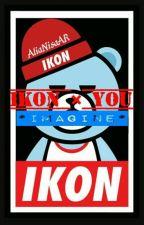 IKON × YOU by aliafikr