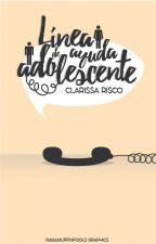 Línea de Ayuda Adolescente © - #PNovel by Whoisclari
