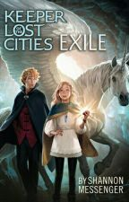 Sophie Foster-Exile- Keeper of the Lost Cities by Sophi-y-Sofi
