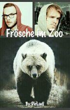 Frösche im Zoo by DieLadi