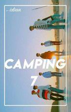 Camping 7    got7 by -IstVan