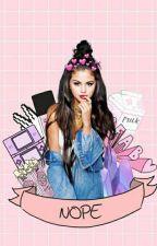 Selena's Fakegram by lovewithgomez