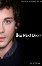 Boy next door by M_Ripley