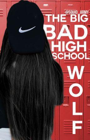 The big bad high school wolf by Squid_army