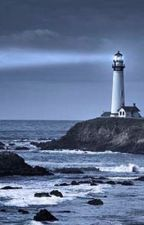 The Lighthouse Yonder Beckons by RDBrooks