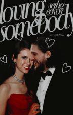 Loving Somebody| Kit Harington by sethgeckos