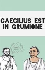 Caecilius est in Grumione by questi0nable