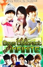 100 Days Contract with Infinite by HyerinGail
