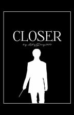 Closer - Draco Malfoy (w trakcie korekty) by LilyGrey2109
