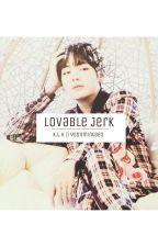 Lovable Jerk || BTS V fanfic [discontinued.] by vaebbyy