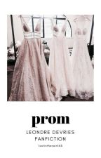 prom // leondre devries  by LostInTheRain143