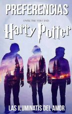 Preferencias ➳ Harry Potter by lasiluminatisdelamor
