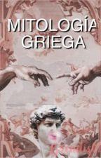 MITOLOGÍA GRIEGA- by brendis01